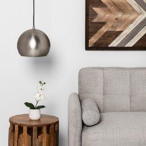 NIB $44 Menlo Globe Pendant Swag Light Project 62